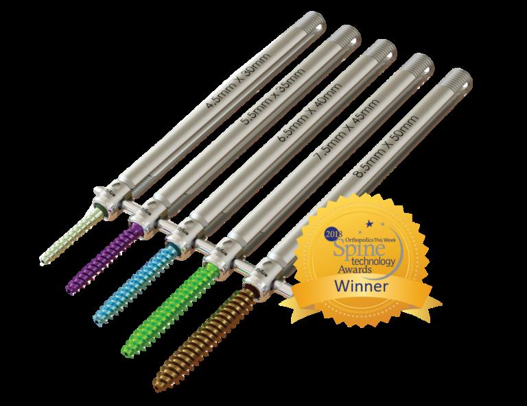 EUROPA Open & MIS Thoracolumbar Pedicle Screw System